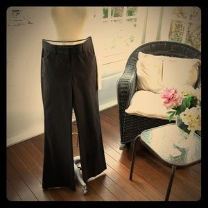 Theory Cotten blend flare pant